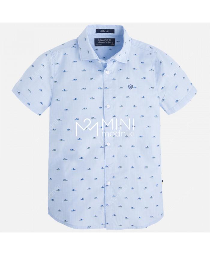 Рубашка с коротким рукавом от Mayoral - 1
