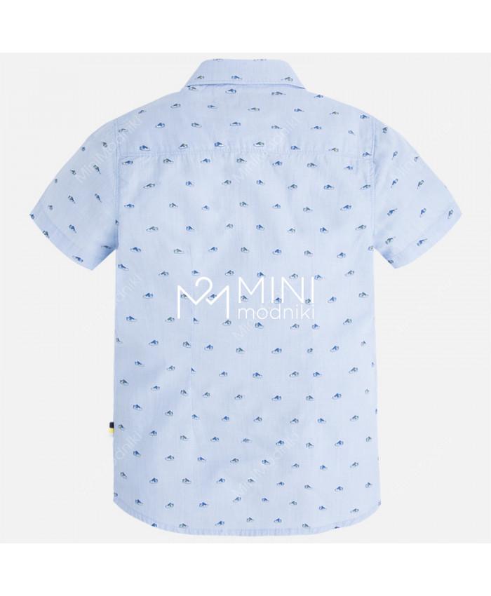 Рубашка с коротким рукавом от Mayoral - 2
