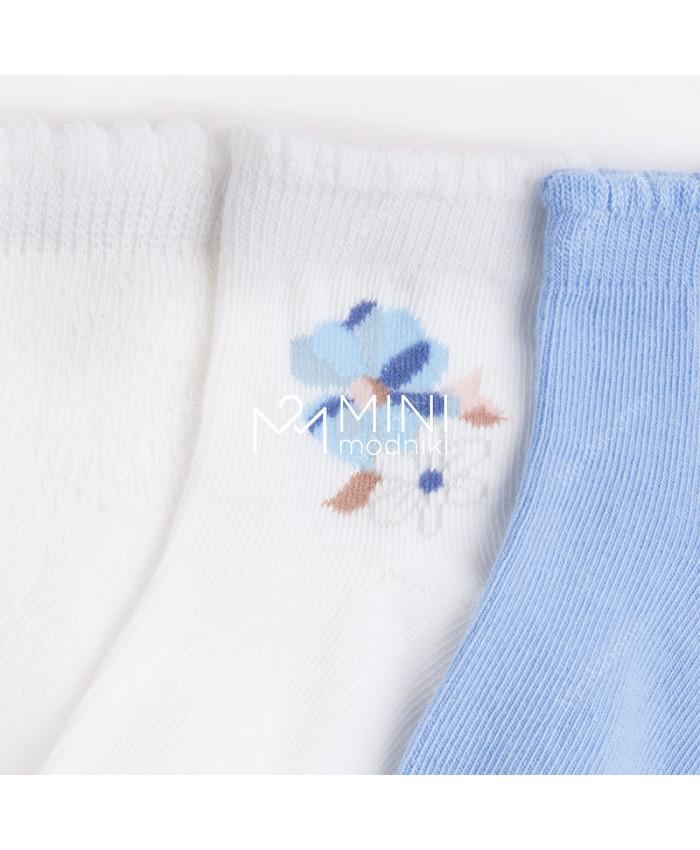 Комплект носков 3 пары от Mayoral - 2