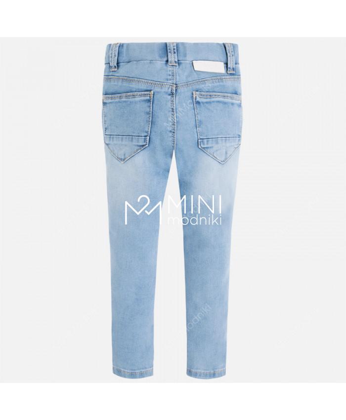 Леггинсы джинсовые от Mayoral - 3