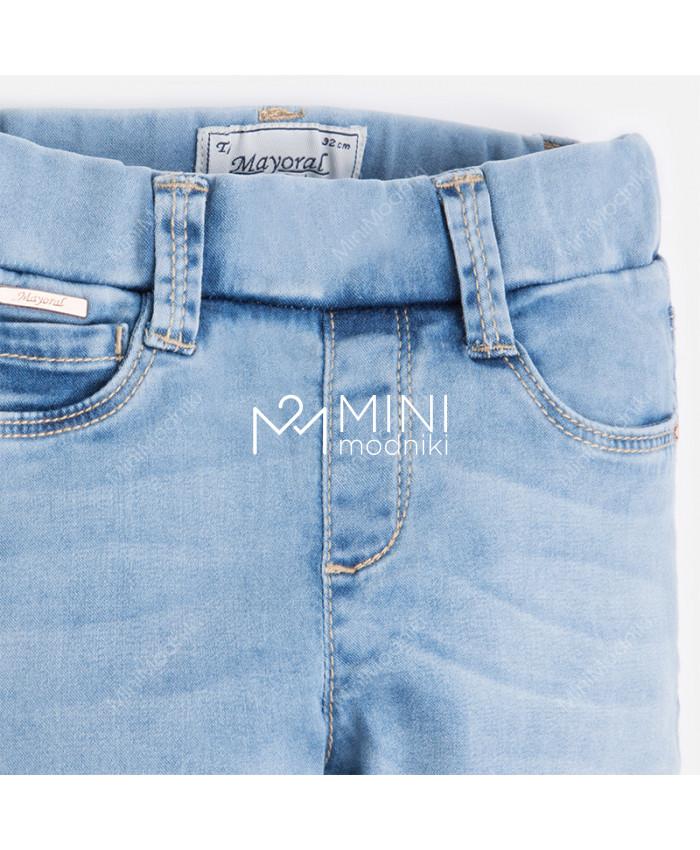 Леггинсы джинсовые от Mayoral - 2