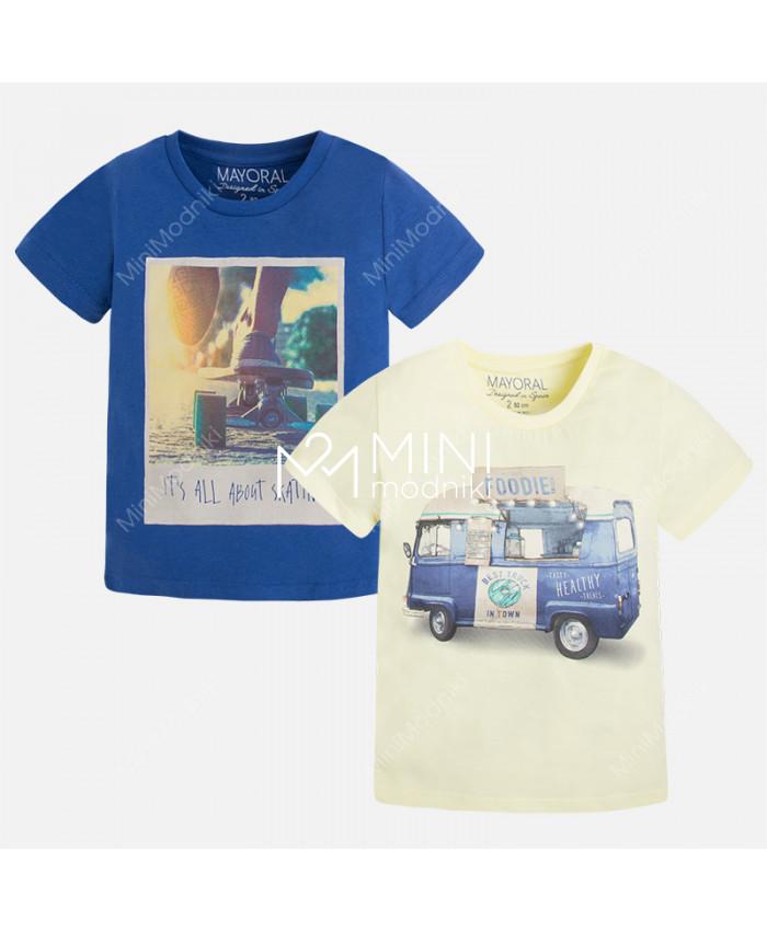Комплект футболок 2 шт. от Mayoral - 1