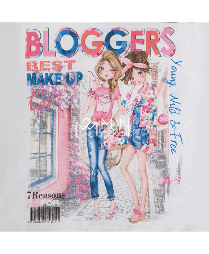 Футболка Bloggers от Mayoral - 3