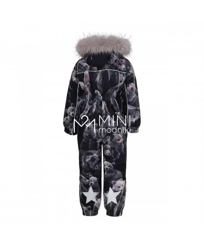 Комбинезон Polaris Fur Teddy от Molo - 4