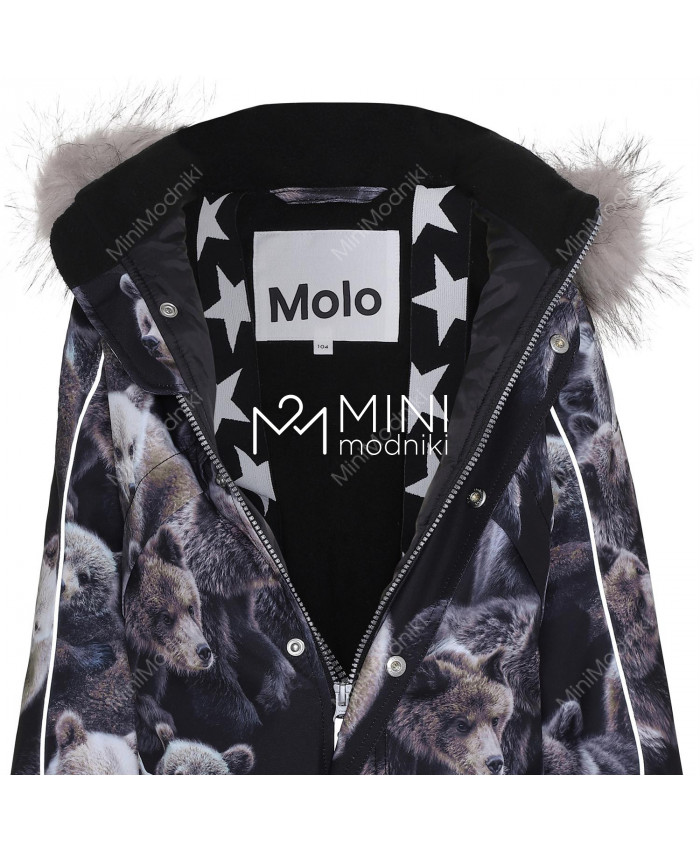 Комбинезон Polaris Fur Teddy от Molo - 3