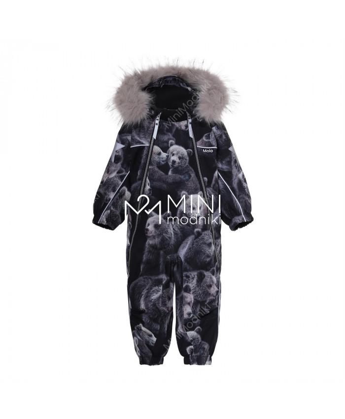 Комбинезон Pyxis Fur Teddy от Molo - 1