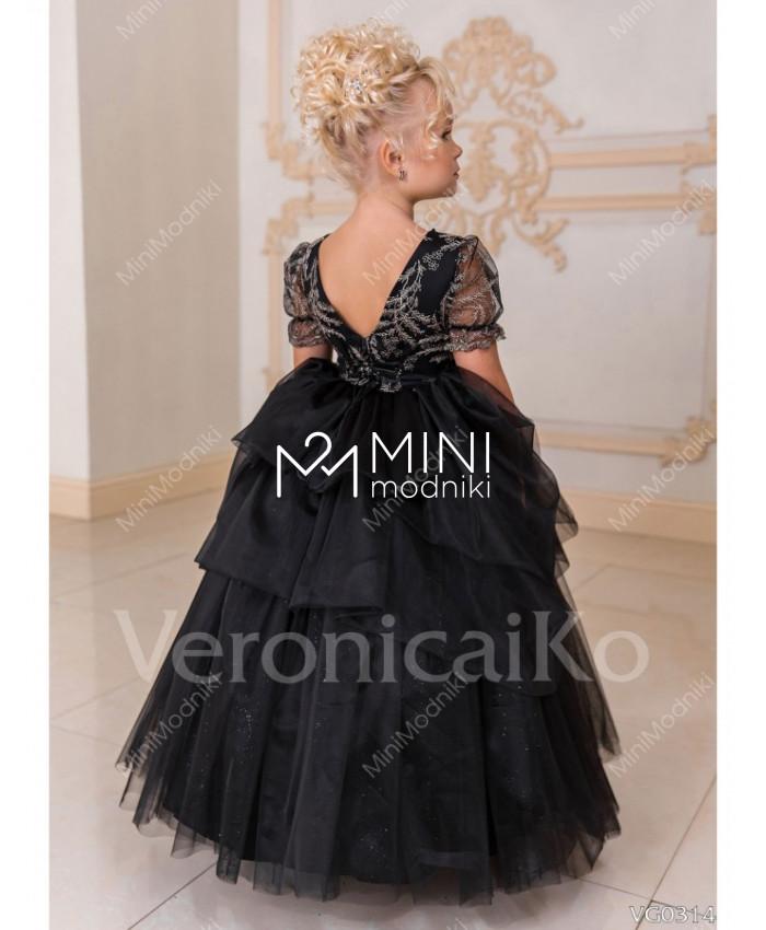 Платье пышное с рукавом фонарики от Veronicaiko - 4