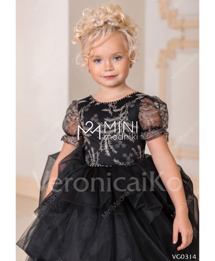 Платье пышное с рукавом фонарики от Veronicaiko - 2