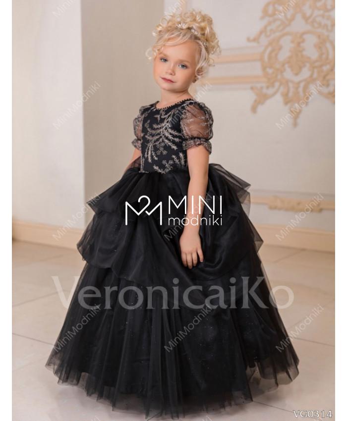 Платье пышное с рукавом фонарики от Veronicaiko - 1